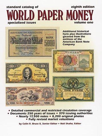9780873416481: Standard Catalog of World Paper Money