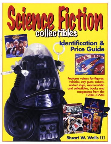 9780873416849: Science Fiction Collectibles: Identification and Price Guide
