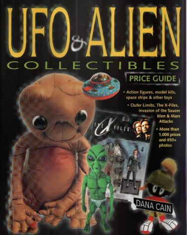 9780873416900: Ufo & Alien Collectibles Price Guide
