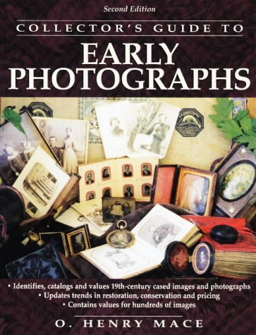 9780873417204: Collector's Guide to Early Photographs, 2nd Edition