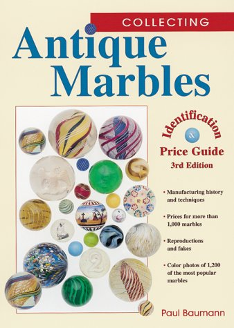 Collecting antique marbles: identification and price guide: amazon.