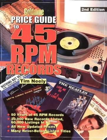 9780873417488: Goldmine Price Guide to 45 RPM Records