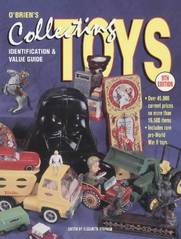 9780873417495: O'Brien's Collecting Toys: Identification and Value Guide (9th Ed)