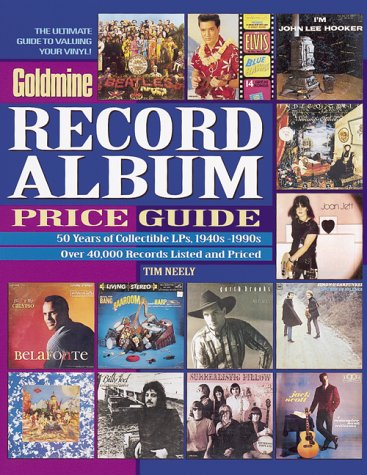 9780873417808: Goldmine Record Albums Price Guide (Goldmine Record Album Price Guide)
