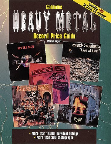 9780873418119: Goldmine Heavy Metal Record Price Guide