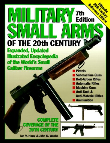 9780873418249: Military Small Arms of the 20th Century