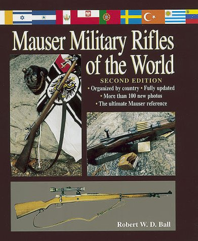 9780873418287: Mauser Military Rifles of the World (Mauser Military Rifles of the World, 2nd ed)
