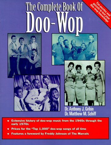 9780873418294: The Complete Book of Doo-Wop Rhythm and Blues