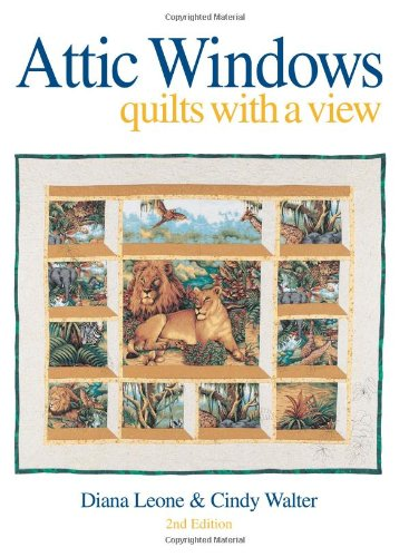 9780873418348: Attic Windows: Quilts With a View