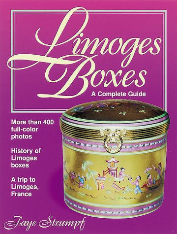 9780873418379: Limoges Boxes: A Complete Guide