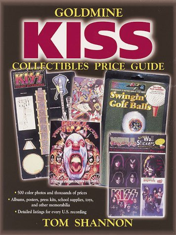9780873418546: Goldmine Kiss Collectibles Price Guide