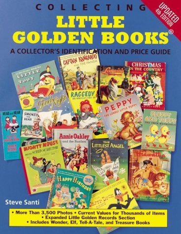 9780873418720: Collecting Little Golden Books: A Collector's Identification and Price Guide