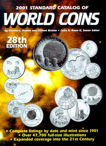 9780873418843: Standard Catalog of World Coins 2001