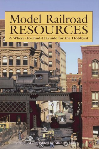 9780873418874: Model Railroad Resources: A Guide for the Hobbyist and Collector