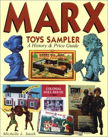 9780873418942: Marx Toys Sampler: Playthings from an Ohio Valley Legend