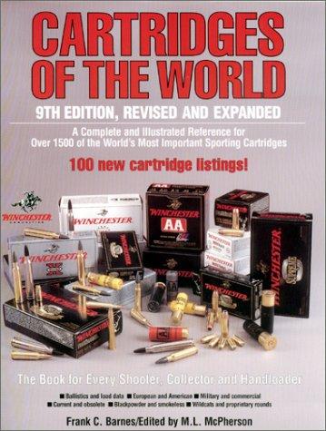 9780873419093: Cartridges of the World (Cartridges of the World, 9th ed)