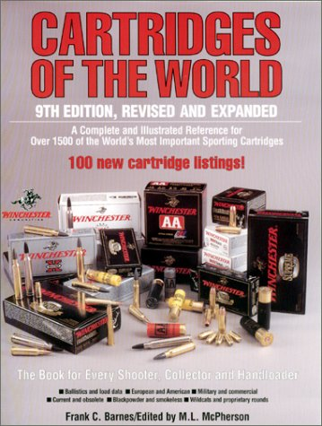 9780873419093: Cartridges of the World (Cartridges of the World, 9th ed)