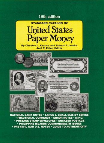 9780873419307: Standard Catalog of United States Paper Money
