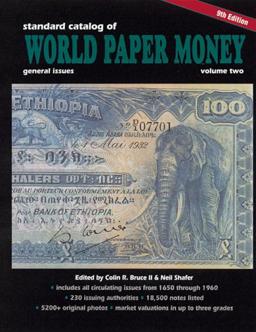 9780873419314: Standard Catalog of World Paper Money: General Issues Volume 2 (Standard Catalog of World Paper Money, 9th ed)