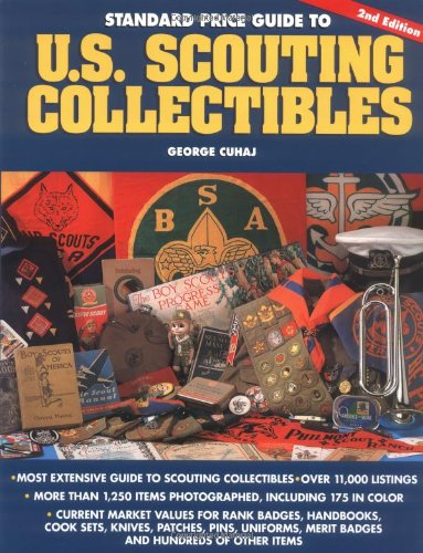 Standard Price Guide to U.S. Scouting Collectibles: George S. Cuhaj