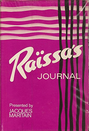 9780873430418: Raissa's Journal
