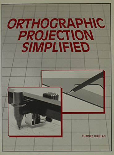 9780873450577: Orthographic projection simplified