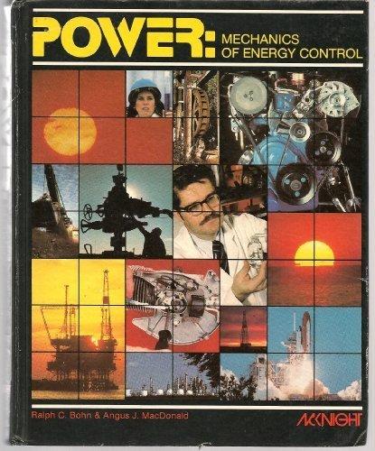 9780873452564: Power: Mechanics of energy control