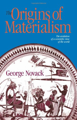 9780873480222: The Origins of Materialism: The Evolution of a Scientific View of the World