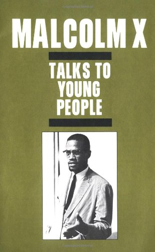 9780873480864: Malcolm X Talks to Young People