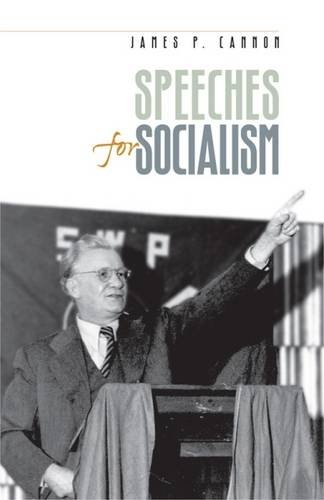 9780873481984: Speeches for Socialism