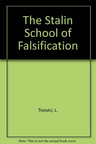 9780873482165: The Stalin School of Falsification