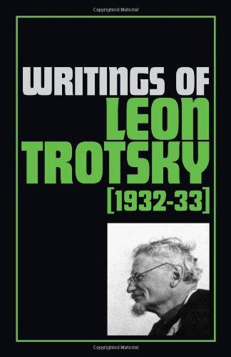9780873482288: Writings of Leon Trotsky (1932-33)