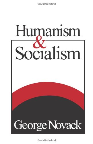 9780873483094: Humanism and Socialism