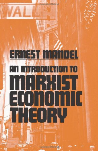 9780873483155: An Introduction to Marxist Economic Theory