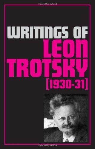 9780873483506: Writings of Leon Trotsky: 1930-31