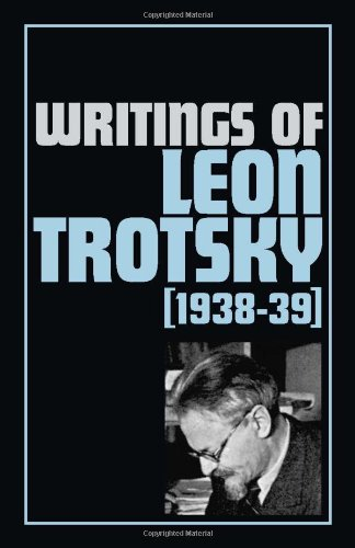 9780873483667: Writings 1938-39 (Writings of Leon Trotsky)