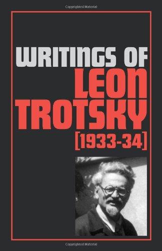 9780873484183: Writings of Leon Trotsky: 1933-34