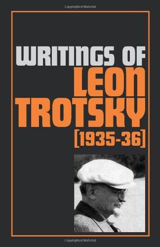 9780873485029: Writings of Leon Trotsky (1935-36)