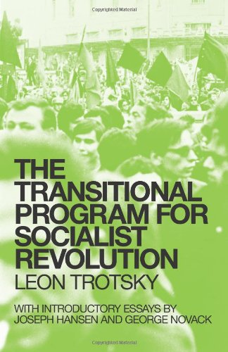 9780873485241: The Transitional Programme for Socialist Revolution