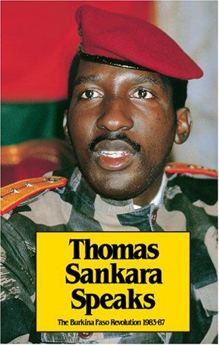 9780873485265: Thomas Sankara Speaks: Burkina Faso Revolution, 1983-87