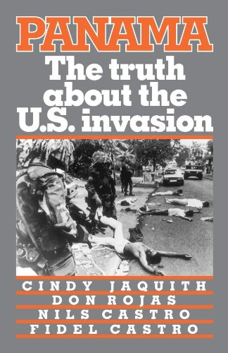 9780873485821: Panama: The Truth About the U.S. Invasion