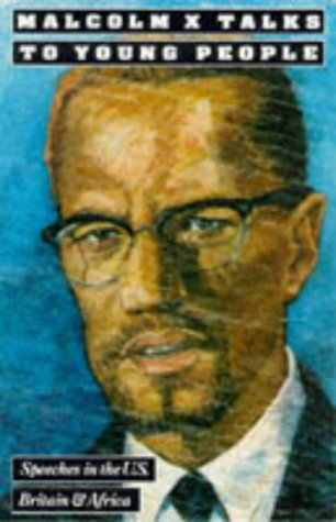 9780873486286: Malcolm X Talks to Young People