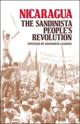 9780873486538: Nicaragua: The Sandinista People's Revolution