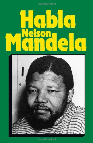 9780873486644: Habla Nelson Mandela