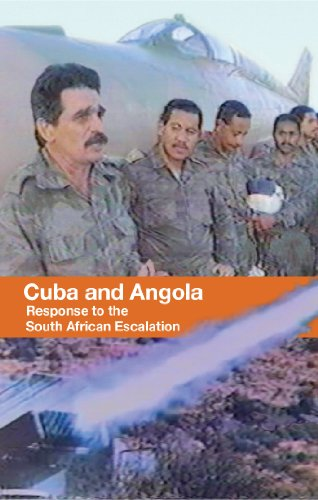 9780873487269: Cuba and Angola: Response to the South African Escalation