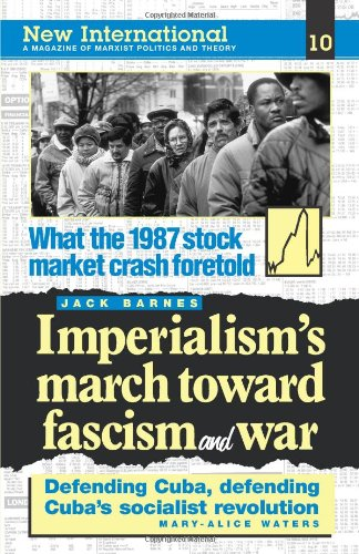 New International no. 10: Imperialism's March Toward Fascism and War