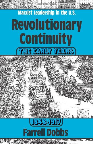 9780873488419: Revolutionary Continuity: the Early Years, 1848-1917