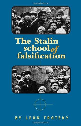 9780873488815: The Stalin School of Falsification,
