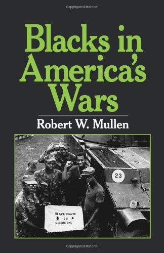 9780873488976: Blacks in America's Wars: The Shift in Attitudes from the Revolutionary War to Vietnam