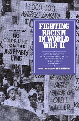 9780873488983: Fighting Racism in World War II